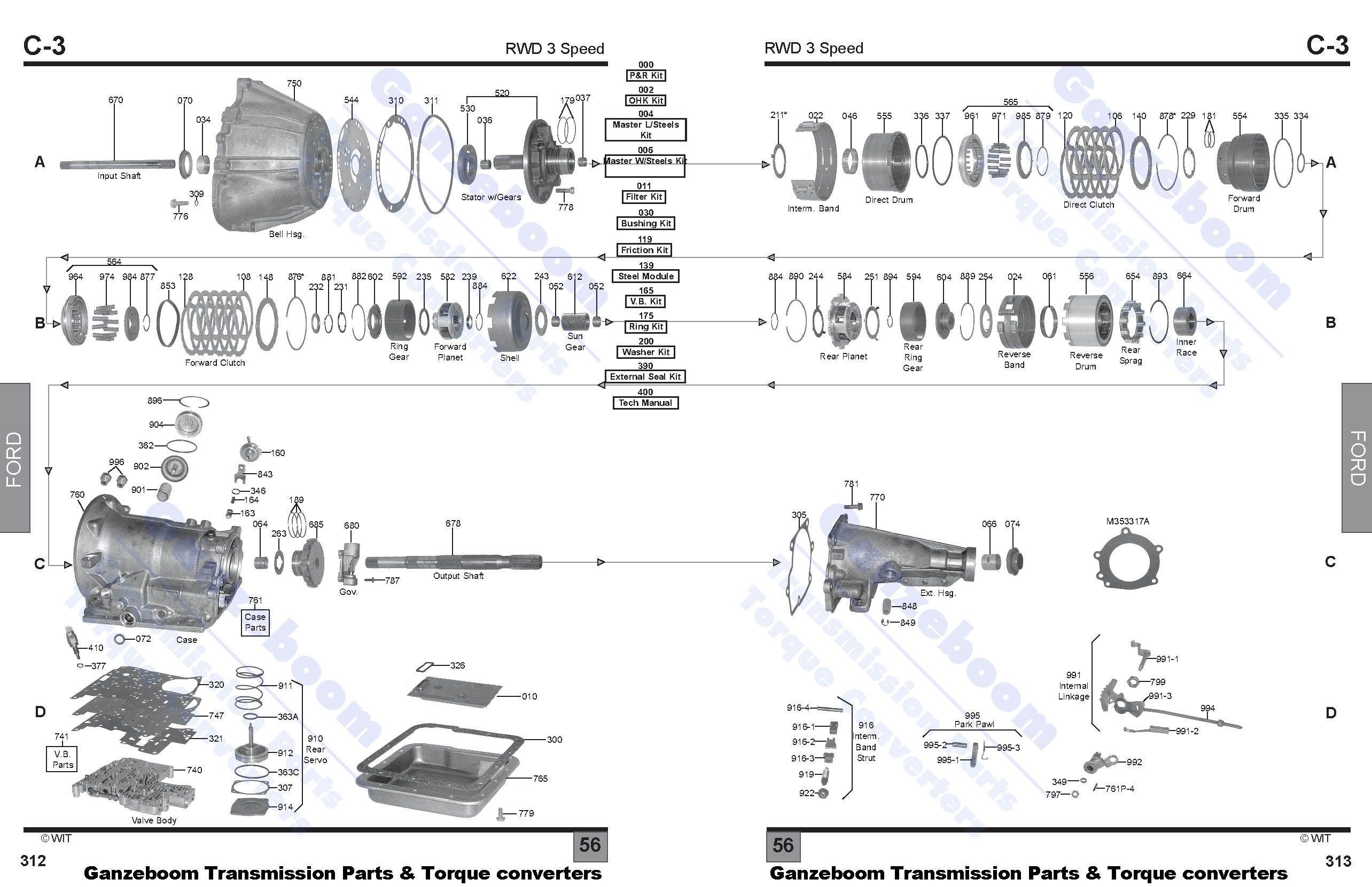 wiring diagram 4l60e transmission exploded view ford c3 transmission diagram - wiring diagram