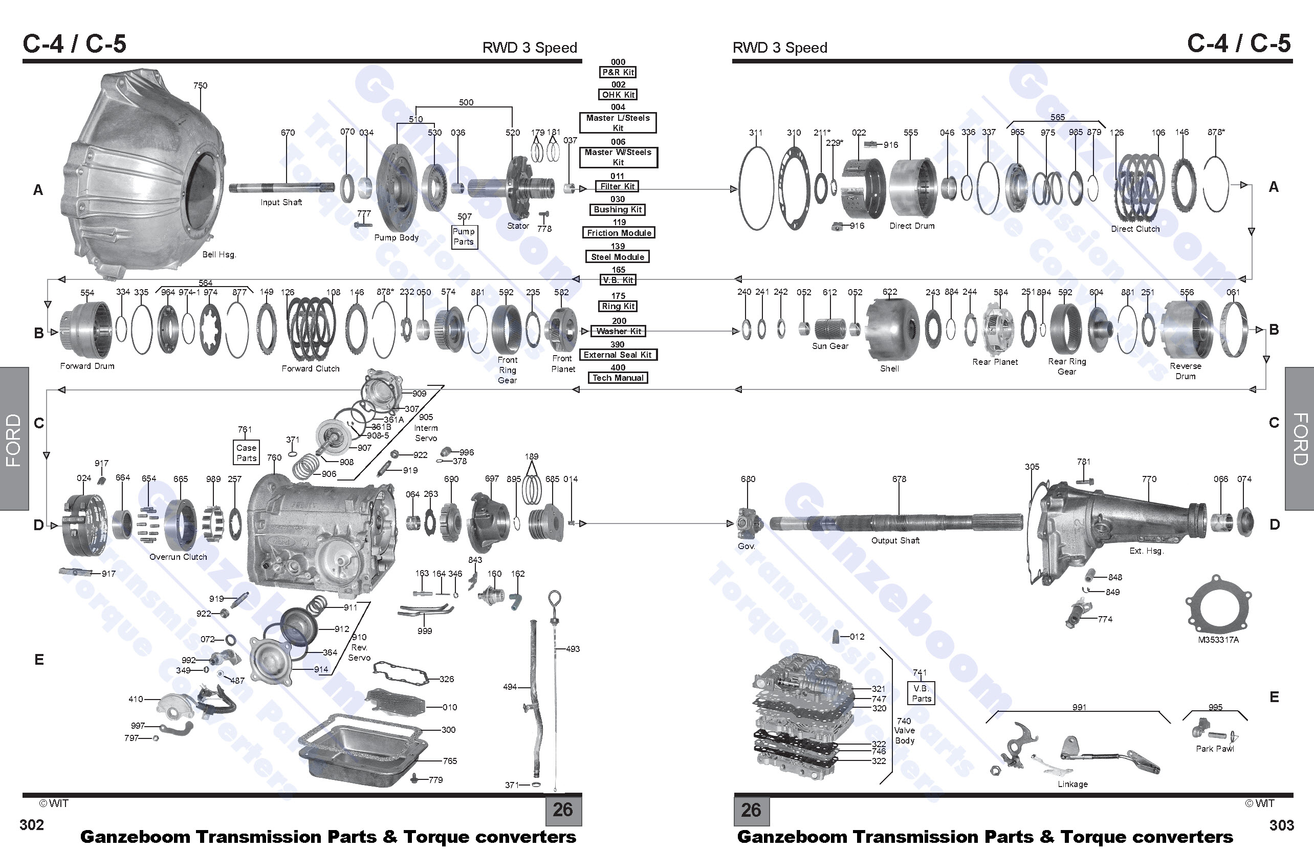 C C on Hyundai Transmission Parts Diagram